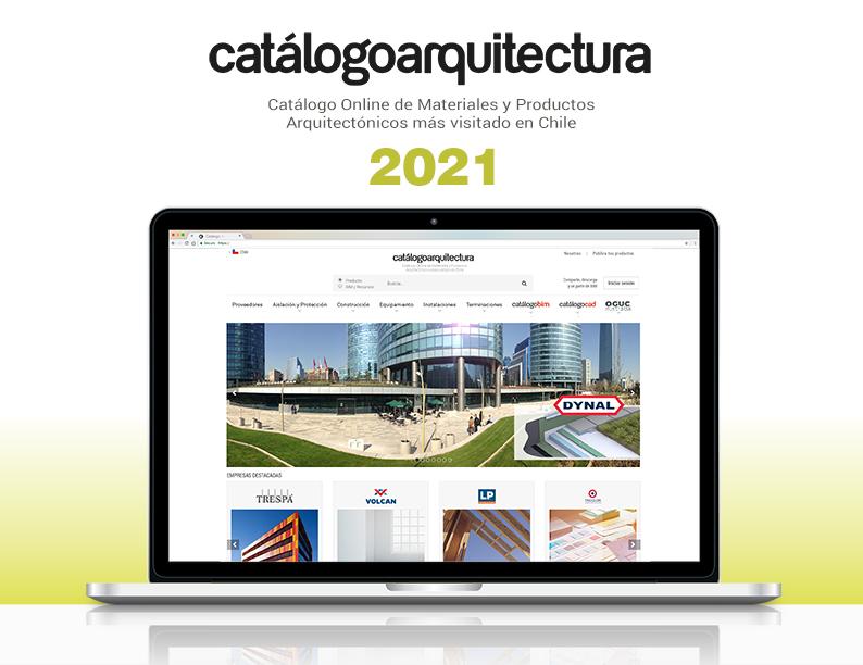 Catalogo Arquitectura Chile