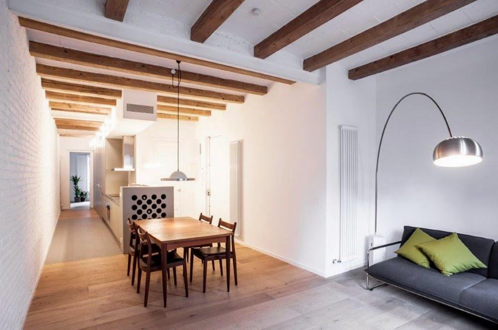 Proteger pisos de madera en cocinas cat logo arquitectura - Cocinas para pisos pequenos ...