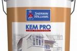 Proteger muros y cielos de yeso cartón / Sherwin Williams