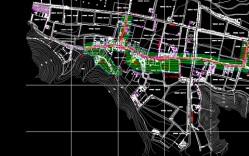 Plano: Localidad de El Tambo