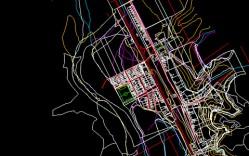 Plano: Localidad de Recoleta IV