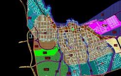 Plano: Balneareo de Cartagena