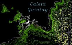 Plano: Localidad de Quintay