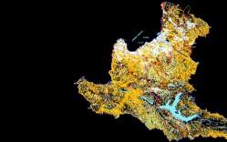 Plano: V Región de Valparaiso