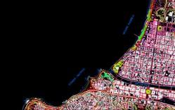 Plano: Viña del Mar / Costa
