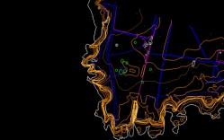 Plano: Localidad de Punta de Lobos