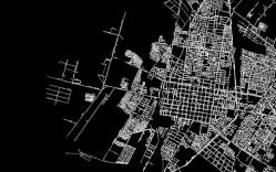 Plano: Ciudad de Rancagua