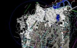 Plano: Ciudad de Pichilemu