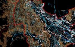 Plano: Ciudad de Santa Cruz