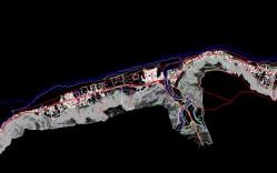 Plano: Localidades de Duao e Iloca