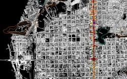 Plano: Ciudad de Concepción