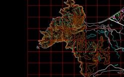 Plano: Geografía de Hualpén
