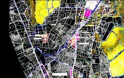 Plano: comuna de Colina