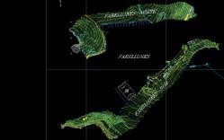 Plano: Farellones norte y sur