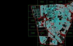Plano: Comuna de Macul