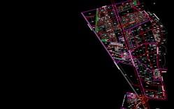 Plano: Comuna de Quilicura: Zona Industrial