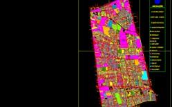 Plano Regulador: comuna de San Joaquin