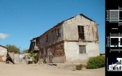 Monumento: Casa de Gabriela Mistral