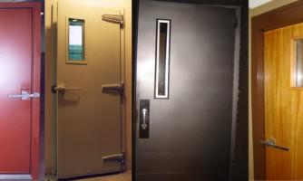 Puertas Acústicas SX40