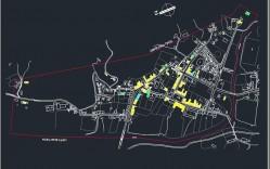 Plano: Circuito de Monumentos de Vichuquen VII R