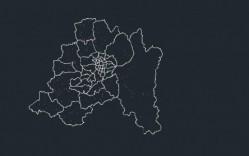 catalogoarquitectura.cl-ciudadesCAD-division politico administrativa-RM