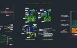 Detalle: Arquitectónicos de Accesorios y Mobiliario MFSV