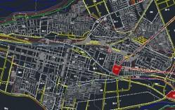 Ciudad de Ovalle [Plano Regulador]