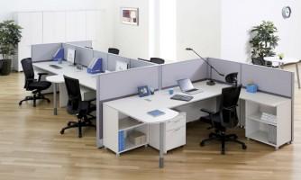 MULTIPLAN / Sistema de oficinas