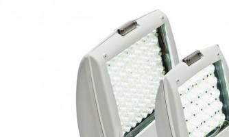 Neos LED: Luminaria para fachadas / Schréder