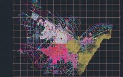 Plano: Ciudad de Los Andes