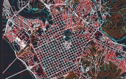 Plano: Ciudad de Concepcion