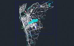 Plano: Ciudad de Laja