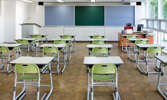 Mesas para salas de clases