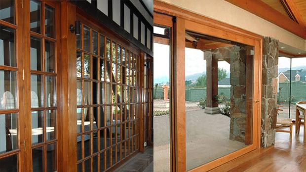 Ventanas de madera exteriores excellent catlogo de for Pintar ventanas de madera exterior