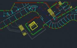 Proyectos Clásicos_Alvar-Aalto_Baker-House_planta-y-elevacion