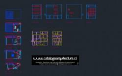 Proyectos Clasicos: Le Corbusier - Casa Citrohan