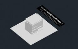 Proyectos Clásicos_Le-Corbusier_Villa-Baizeau_3D-basico