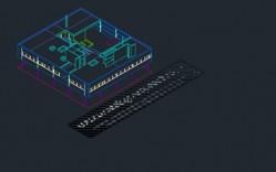 Proyectos Clásicos_Le-Corbusier_Ville-Savoye_3D-solidos