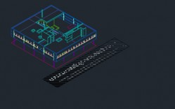 Proyectos Clásicos: Le Corbusier - Ville Savoye 3D