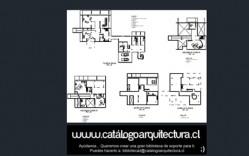 Proyectos Clásicos_Le-Corbusier_Vivienda-Shodad_plantas