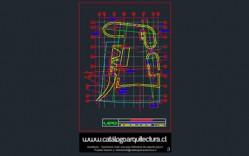 Proyectos Clásicos_Le-Crobusier_Ronchamp_planta