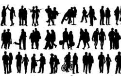 personas_Vectores de people_in_couples
