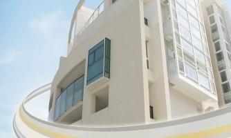 Sistema de fachadas Knauf Aquapanel®