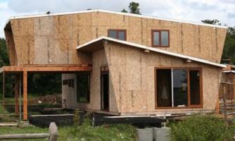 Tablero térmico estructural LP PanelSip