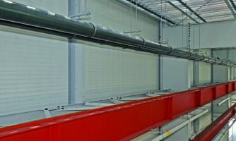 Sistema de drenaje de cubiertas AKASISON