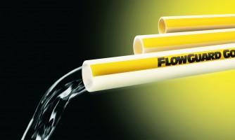 Sistema de tuberías FlowGuard Gold