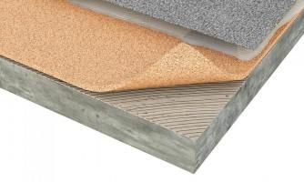 Aislante Acústico para pisos Acousticork C61