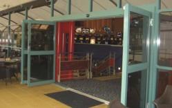 Puertas deslizantes automáticas para vías de escape o evacuación - G-U
