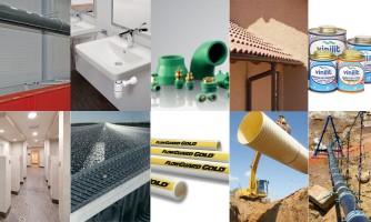 Productos de Vinilit para la Arquitectura y Construccion