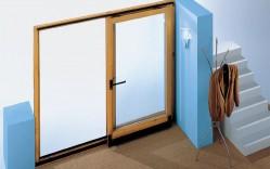Sistema Oscilo-Paralelos para ventanas de PVC - G-U